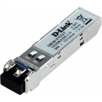 Трансивер D-Link DEM-310GT/DD, 1-port mini-GBIC LX Single-mode Fiber Transceiver (up to 10km, support 3.3V power), DDM support